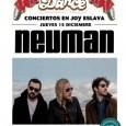 COCA-COLA CONCERTS CLUB presenta el Ciclo POP&DANCE (Intromusica) Jueves15 de diciembre de 2016 NEUMAN Joy Eslava Venta de entradas en este link Neumanse ha convertido en los últimos años en […]