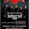 FM + Romeo's Daughter Fecha: 12 Noviembre / Sala Changó Live (Madrid) Apertura de puertas: 19:30 h. Venta de entradas: Sun Records, Escridiscos Online:http://www.ticketmaster.es/search/?keyword=fm+madrid Precio: Anticipada 28 euros + gastos […]
