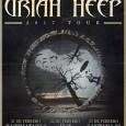"""URIAH HEEP son uno de los pilares fundamentales del Hard Rock que emergió a finales de los 60s. Tras grandes discos como sus recientes """"Outsider"""" o """"Into The Wild"""", Uriah […]"""