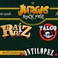 · El almeriense The Juergas Rock Fest anuncia las primeras confirmaciones de artistas para su nueva edición: Reincidentes, La Raíz, Talco, Boikot y Antílopez. · Las entradas anticipadas para el […]