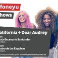 SWEET CALIFORNIA, PROTAGONISTAS DE LOS PRÓXIMOSVODAFONE YU MUSIC SHOWS EN SANTANDER Y ZARAGOZA La banda actuará el viernes 20 de enero en Santander y dos días después, el domingo 22, […]