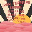 SIDONIE – ELYELLA DJS WAS – VIVA SUECIA – ARCO Sidonie, ElyElla Djs, WAS, Viva Suecia y Arco confirmados en Granada Sound. La 6ª edición del festival granadino se celebrará […]