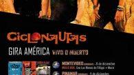 'Bienvenidos los muertos', ya disponible en Argentina Nos enorgullece enormemente informaros que 'Bienvenidos los muertos', el segundo disco de Ciclonautas, ya está a la venta en Argentina. La noticia salta […]