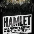 Hamlet Concierto especial fin de gira La gira de Hamlet va a llegando a su final y en Madrid la banda se despedirá a lo grande con un concierto muy […]