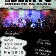 Los Benito Concierto especial fin de gira Los benito, más conocidos como los antiguos Benito Kamelas ponen punto y final a su gira el Viernes 3 de Febrero en Madrid.Fecha […]