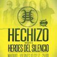 HECHIZO en concierto Gran Homenaje a Héroes del silencio Fecha –10 de febrero Hora –21:00 Precio –Anticipada 10€ / Taquilla 14€ Sala –Sala Penélope Grupos –Hechizo (Homenaje a Héroes del […]