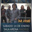 DARE + DEAF LEOPARD Madrid Sala Arena 14/01/17 El 2017 arrancaba para mí, en lo que a conciertos se refiere, con la nueva visita a los escenarios madrileños de los […]