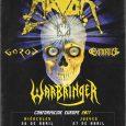 El thrash metal estadounidense llega de la mano de HAVOK. La banda, actualmente inmersa en el próximo lanzamiento de su nuevo disco, estará en Madrid y Barcelona los próximos 26 […]