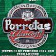 Anuncia fiesta presentación de su nuevo disco y lanzaadelanto«Ay Que Gustito Pa Mis Orejas» 'Clásicos II' Ya se puede escuchar el primer adelanto de 'Clásicos II', el disco que Porretas […]