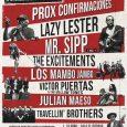 Lazy Lester, The Excitements, Julián Maeso y Bob Stroger sesuman al festival. El South Side 2017 anuncia nuevos nombres en su tercera edición, además de los confirmados Mr. Sipp, Los […]