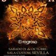 Saga Promusic tiene el inmenso placer de anunciar la visita a Sevilla del esperado regreso de Stravaganzza, en una fecha única en Andalucía. Tras su parón indefinido en el año […]