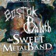 """Los valencianosTHE SWEET METAL BAND continúan presentando su quinto disco """"The Farm"""". Tras su exitoso paso por Madrid y Barcelona, el próximo sábado 18 de febrero, es el momento de […]"""