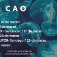 """Marcos Cao (ex La Sonrisa de Julia) comienza gira presentación de su primer trabajo en solitario """"Océano Caos""""A finales del 2016 descubríamos el primer LP de Marcos Cao, un trabajo […]"""