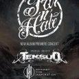 """El día 29 de Abril en la Sala Razmatazz 3 de BarcelonaFar 'n' Hate se prepara para darlo todo en la presentación oficial de su nuevo trabajo """"Eternal"""" el cual […]"""