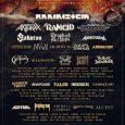 Últimas bandas para el Resurrection Fest 2017: Anthrax, Sepultura, Talco y muchos más Por fin podemos anunciar nuevas bandas que se añaden el cartel. La maquinaria del Resurrection Fest no […]
