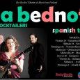 TINABEDNOFF & THE COCKTAILERS Spanish Tour 2017 Hot Rockin' Rhythm & Blues – Helsinki – Finland ¿Quién dijo que en Finlandia son fríos? Desde el barrio rojo de su […]