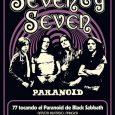 """77-PARANOID PANGEA EN CONCIERTO 11 de Marzo – DONOSTIA – DOKA Los 77 tocando íntegro el """"Paranoid"""" de Black Sabbath!!! Lo hicieron dos noches en Barcelona (ambas sold out), y […]"""