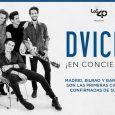 ¡DVICIO EN CONCIERTO!  MADRID, BILBAO Y BARCELONA SON LAS PRIMERAS CIUDADES CONFIRMADAS DE SU GIRA¡ Dvicio acaban de confirmar las primeras fechas de su próxima gira, presentada por Los40. […]