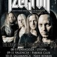 Izegrim vuelve de gira en Noviembre de 2017 The Death March Through Spain Tour 2017 Izegrim, la banda holandesa de Thrash Death que tan grato recuerdo dejó en su anterior […]