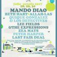 · Beth Hart, Allah-Las y Zea Mays se unen al cartel del Mundaka Festival. · Las entradas anticipadas están a la venta en www.wegow.com. La cantante y compositora estadounidense Beth […]