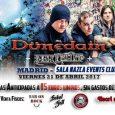 Es un placer anunciar el concierto de Dünedain en la capital… Será el próximo 21 de abril y será un show especial como merece la presentación de su nuevo disco, […]