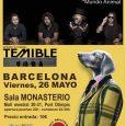 ATENTOESQUIVO Nuevo LP a la venta el 25 de abril VIERNES 26 DE MAYO · SALA MONASTERIO ATENTOESQUIVO + TEMIBLE (Artista Invitado) ATENTOESQUIVO MUNDO ANIMAL (Blind Records) MUNDO ANIMAL es […]