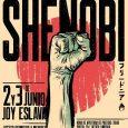 Estos dos shows únicos serán el arranque de su esperado siguiente round 2 y 3 de junio en Madrid, primeras fechas de presentación del disco Shenobi de Freedonia El grupo, […]