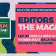Editors y The Magician, confirmaciones de altura para el cierre de la programación de la primera edición del festival WAM Estrella de Levante. ·Abonos a la venta en la plataforma […]