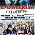 DÜNEDAIN + DUNKELMIND Madrid Sala Nazca 21/04/17 Lo reconozco, no soy un seguidor furibundo de Dünedain. Es más, quitando el nombre y algún que otro tema no he seguido lo […]