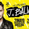 """J BALVIN LLEGA A ESPAÑA ESTA SEMANA PARA PRESENTAR """"ENERGÍA TOUR"""" La estrella latina J Balvin llega esta semana a España para presentar su gira """"Energía Tour"""", este domingo 21 […]"""