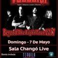 VESCERA + TEQUILA SUNRISE Madrid Sala Chango 07/05/2017 Como colofón a un fin de semana dedicado a los sonidos más clásicos del Heavy Metal tras la celebración del festival anual […]