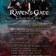 Tras la confirmación de Guadañalos Valencianos Raven´s Gate son la segunda banda elegida por los Griegos del Power Metal Firewindpara acompañarlos en su próxima gira por España durante el mes […]