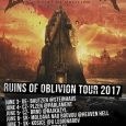 BURN DOWN EDEN Hit The Road Next Month German melodic death metal groupBurn Down Eden, take to the road in June for an 8 date tour covering Germany, Slovakia and […]