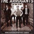 Directos desde Lille (Francia)… The Arrogants!! El más salvaje, fresco y descarado Rhythm & Blues facturado en la actualidad. The Arrogants Miércoles 24 de mayo – Fun House – C/ […]