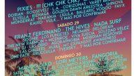 The Hives encabezan las 12 nuevas confirmaciones de Low Festival, que presenta cartel por días Xoel López (presentando temas de toda su trayectoria), Delorean, Anni B Sweet, Nunatak, Shinova, Ley […]