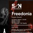 Freedonia publica su esperado tercer disco: Shenobi Es un doble álbum con 20 temas, instrumentales y vocales, llenos de crudo soul y con novedosas incursiones a la música afro y […]
