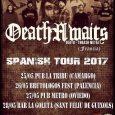 Valknut Music Productions presenta la gira de los franceses Deathawaits. Deathawaits, nace en el año 2002 empezando a crear su música influenciados por varios estilos tales como el Death o […]
