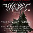 Valknut Music Productions presenta el tour España/Portugal de los bielorrusos Hok-key. Hok-key, banda representativa de la escena metal bielorrusa, con más de 20 años de historia y el lanzamiento de […]