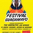Festival Guacamayo con The Ska-talites, Los Mirlos, El Kanka y muchos más Fecha –23 de Junio Hora –18:00 Precio –25€ Sala –Polideportivo San Isidro – Getafe Grupos –The Skatalites, Los […]
