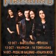 Firewind gira española en octubre Guadaña será la primera banda invitada Firewind, la banda de Gus G, el hasta hace muy poco, guitarra de principal de Ozzy Osbourne vuelven a […]