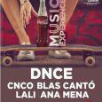 DNCE CABEZA DE CARTEL DE LA 7º EDICIÓN DEL FESTIVAL '#CCME' Compra tu entrada en: El festival Coca-Cola Music Experience 2017, organizado por Intromúsica, trae este año al grupo DNCE […]