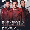 EL TRÍO MEXICANO REIK ACTUARÁ EN BARCELONA Y MADRID EN SEPTIEMBRE   Reik actuará el miércoles 13 de septiembre a las 21:00h en la sala Luz de Gas de […]