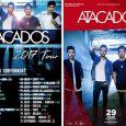 """ATACADOS alcanza el top 6 de ventas nacionales con su primer álbum """"NO HAY RELOJES SI TENEMOS SUEÑOS"""" El primer trabajo discográfico de Atacados se convierte en un éxito inmediato […]"""