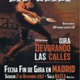Fecha de fin de gira «XXX aniversario Devorando las calles», en Madrid Es un placer para nosotros anunciar el esperado concierto fin de gira de LEIZE en Madrid, cerrando su […]