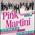 Pink Martini en el Circo Price ¡La banda más esperada del verano! Fecha –23 de Julio Hora –21:30 Precio –Entre 20€ y 40€ Sala –TEATRO CIRCO PRICE – MADRID Grupos […]