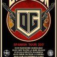 Los suecos Devil's Gun mostrarán todo su arsenal de hard heavy rock en su primera gira española Devil's Gun es una banda de Växjö, situada en la parte sur de […]