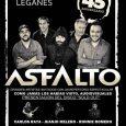 Asfalto con invitados de lujo Ronnie Romero (Rainbow), Carlos Raya y Juanjo Melero el 15 de Julio en Leganés. Asfalto, un símbolo de supervivencia del rock español tocará en Leganés […]