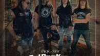 """BAD BONES US tour 2017 Kicks Off At The Whisky a Go Go Bad Boneshave announced the first show of their """"Endless Road USA 2017 tour""""! On November 24th, the […]"""