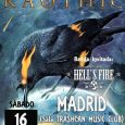 El próximo sábado 16 de septiembre Kaothic y Hell's Fire estarán compartiendo escenario en la Sala Trashcan MUSIC Club (Cardenal Cisneros, 30) de Madrid. Un concierto de bandas amigas, donde […]