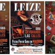 """Entradas a la venta de LEIZE en Madrid Os contamos novedades en torno al concierto de LEIZE en Madrid, con el fin de su gira de XXX aniversario del """"Devorando […]"""